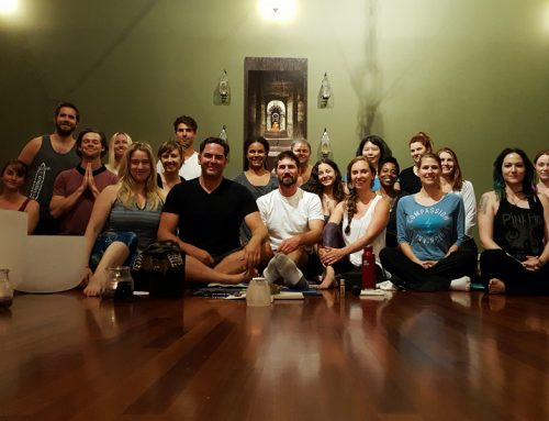 Gentle Yoga & Sound Bath Ceremony