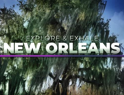 Explore & Exhale : Episode 1 : New Orleans & Voodou